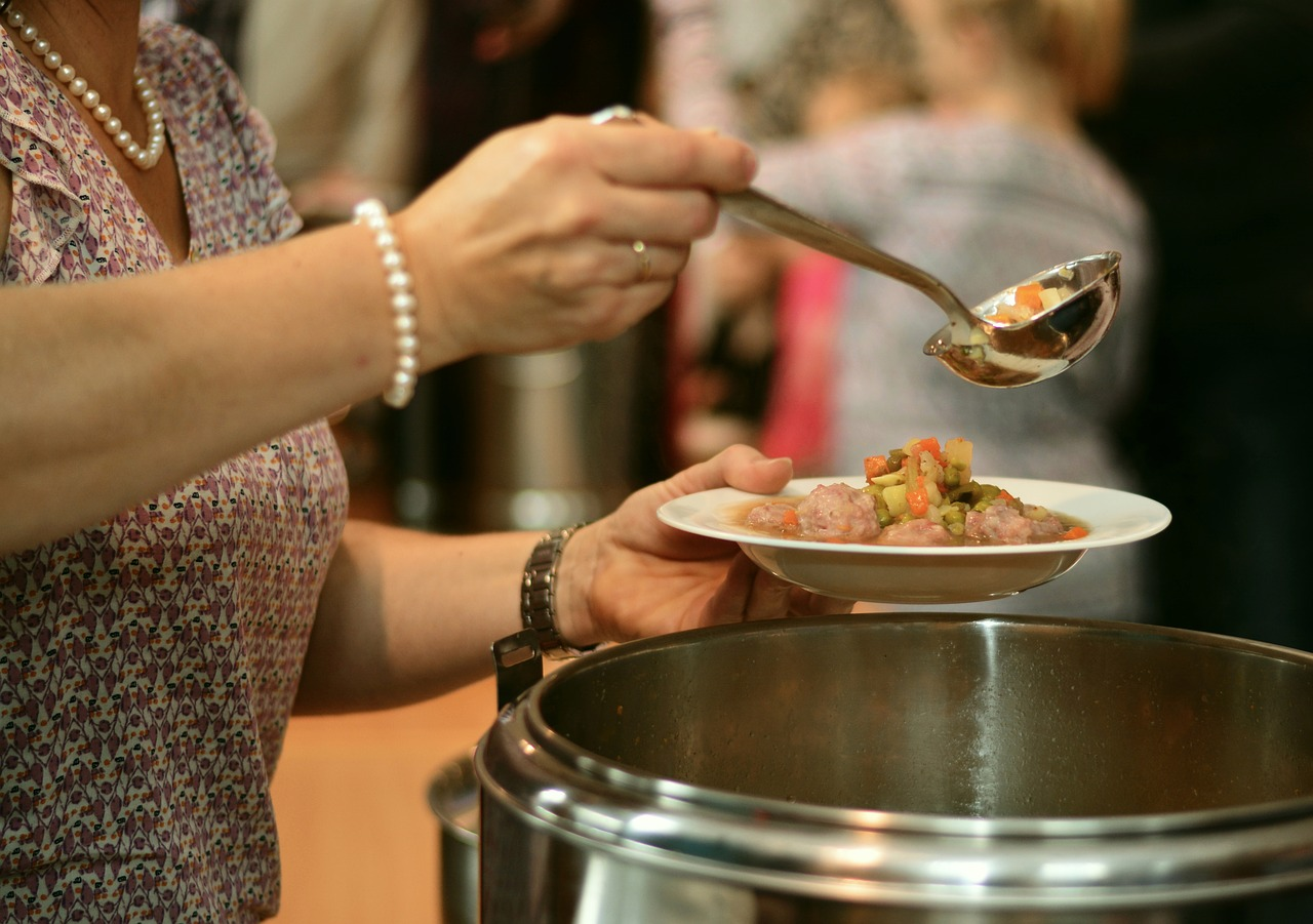 Companies who Sponsor Stone Soup Kitchen